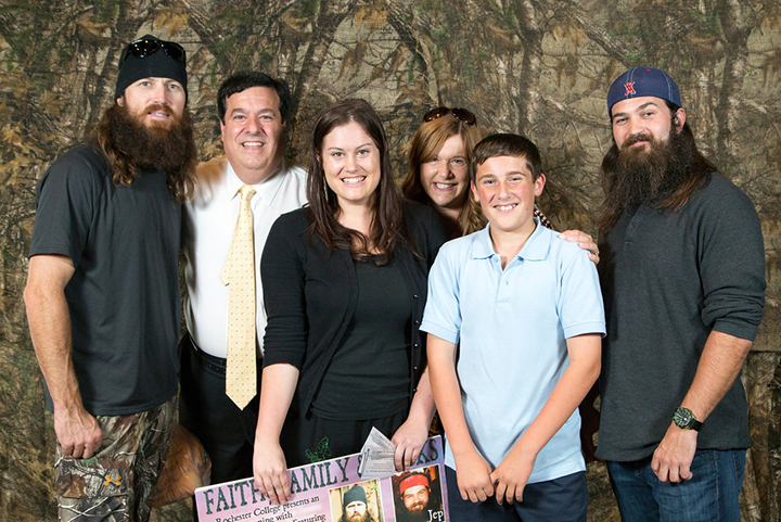 Evening with Jase & Jep Robertson from A&E's Duck Dynasty