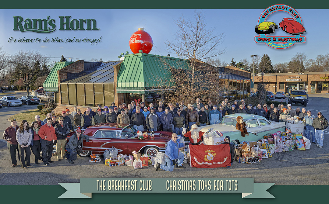 Toys For Tots 2017 Poster : Events ram s horn rochester hills family restaurant