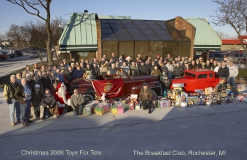 Toys for Tots History